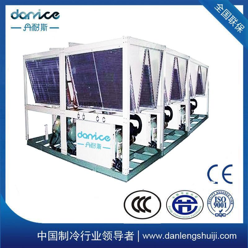 风冷式双机头螺杆冷冻机DNC-ADH系列