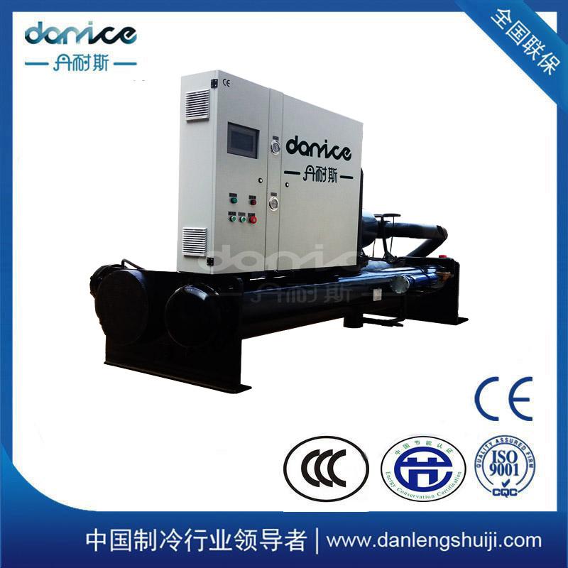 水冷式单机头低温螺杆冷冻机DNC-WSL系列