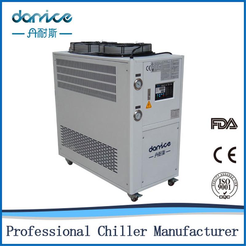 低温风冷式冷水机